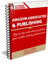 amazon associates publishing training